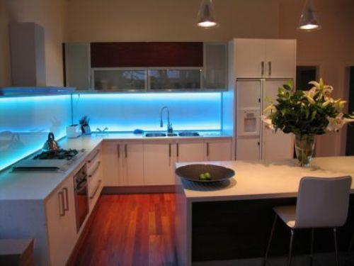 Led Under Cupboard Kitchen Lighting | Kitchen led lighting .