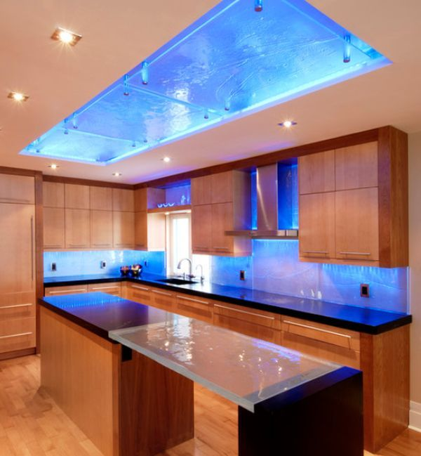 Different ways in which you can use LED lights in your home .