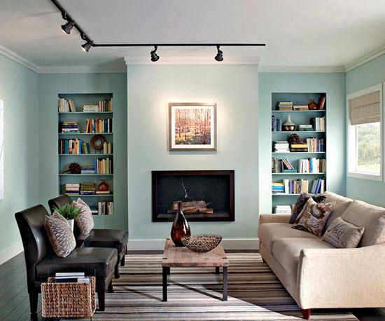 Lighting Ideas for the Living Room | Better Homes & Garde