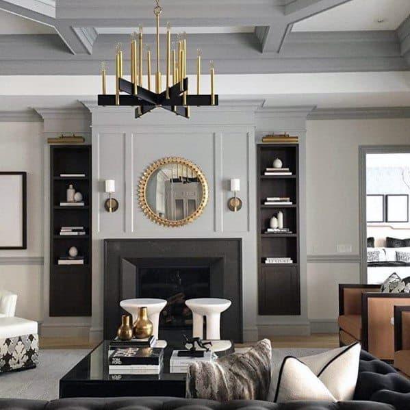 Top 50 Best Living Room Lighting Ideas - Interior Light Fixtur