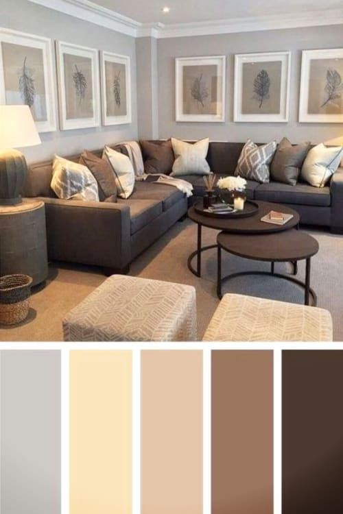 Comfy Living Room Ideas in Warm Cozy Colors (pictures and paint .