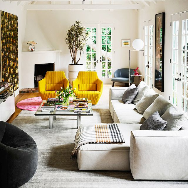 55 Best Living Room Decorating Ideas & Desig