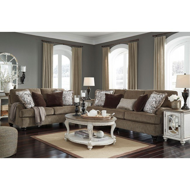 Braemar Brown Living Room Set Signature Design By Ashley .