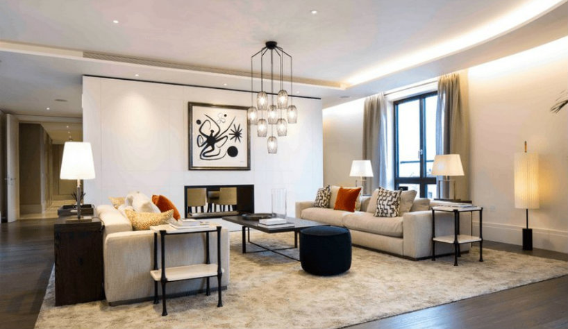 Great Lighting Designs Ideas To Decorate Your Living Room .
