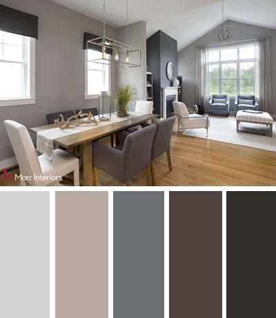 Morr Interiors Dorset Park Interior Design Palette #interiorde .