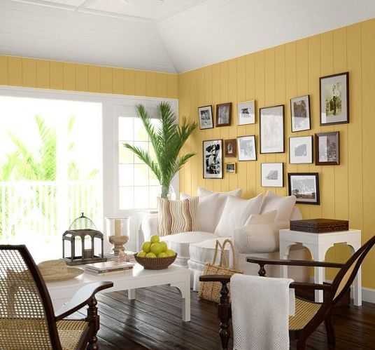 Find Paint Color Inspiration For Your Living Ro