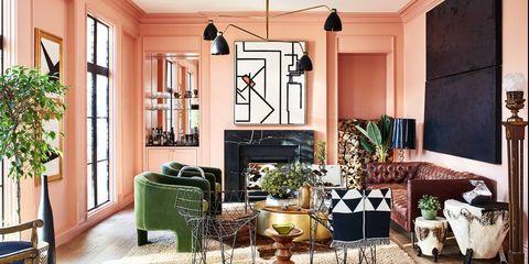 20 Living Room Color Ideas - Best Paint & Decor Colors for Living .