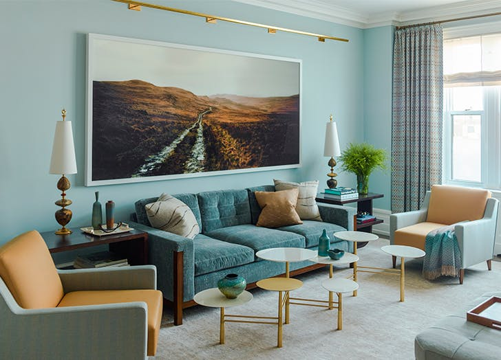 The Best Living Room Color Ideas Out There - PureW