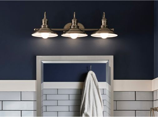 Lowes Bathroom Lighting Design Ideas