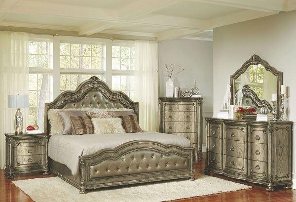 SEVILLE KING BEDROOM SET: Only $3,199.00 - king size bedrooms .
