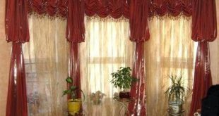 luxury classic curtains and drapes 2015, red curtains designs for .