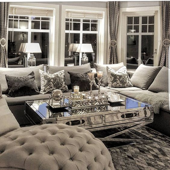 How to Style a Coffee Table in Your Living Room Decor | www .