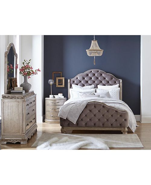 Furniture Zarina Bedroom Furniture Collection & Reviews .