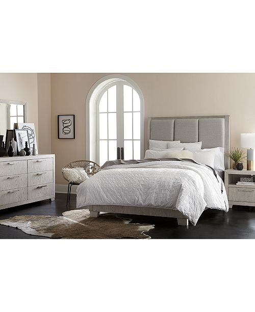 Furniture CLOSEOUT! Camilla Queen Bed, Created for Macy's .
