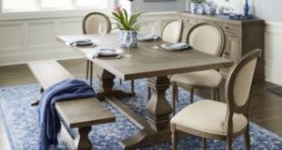 Furniture Tristan Trestle Dining Furniture Collection, Created for .