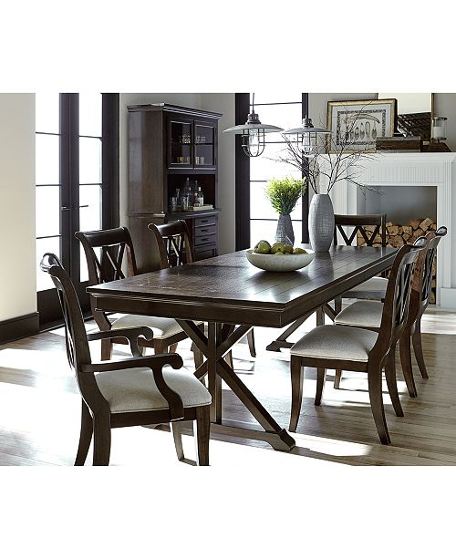 Furniture Baker Street Dining Furniture Collection & Reviews .