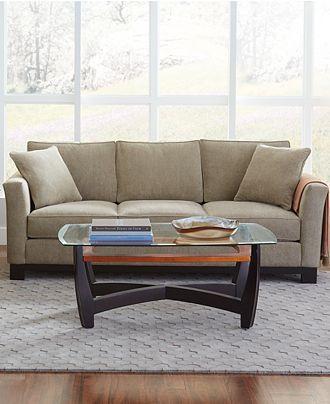 CLOSEOUT! Kenton Fabric Sofa, Created for Macy's & Reviews .