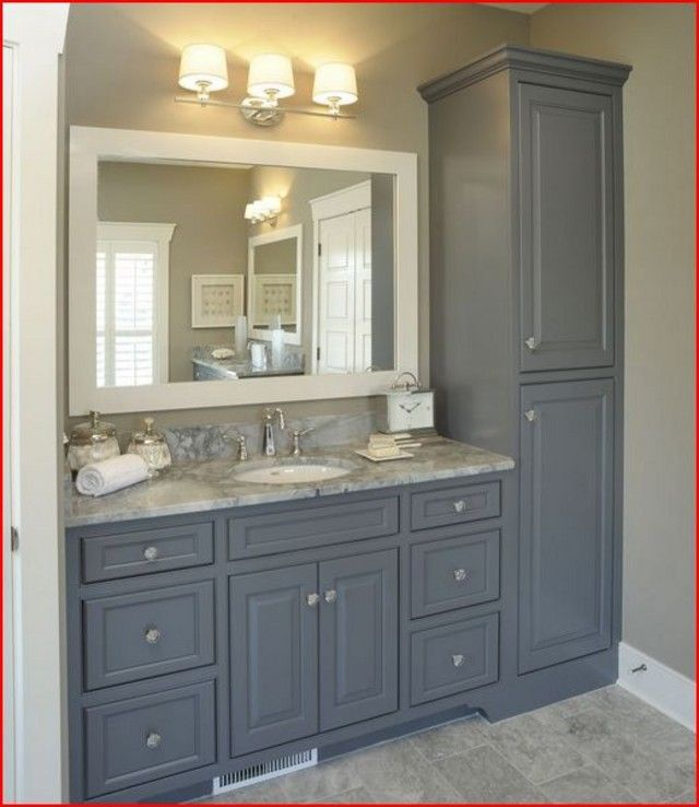Pin by Notepam Design on Bath | Bathroom vanity remodel, Bathroom .