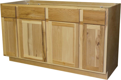 """Quality One™ 60"""" x 34-1/2"""" Sink Kitchen Base Cabinet at Menards"""