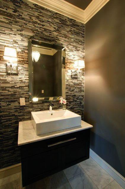 Small Bathroom Ideas Grey Tiles considering Bathroom Vanities .