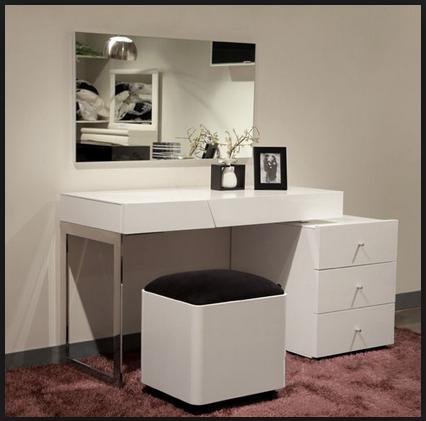 modern vanity table - Google-Suche | Туалетный столик в спальне .