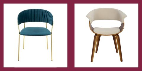 20 Comfortable Dining Room Chairs - Modern Chairs for Dining Tabl