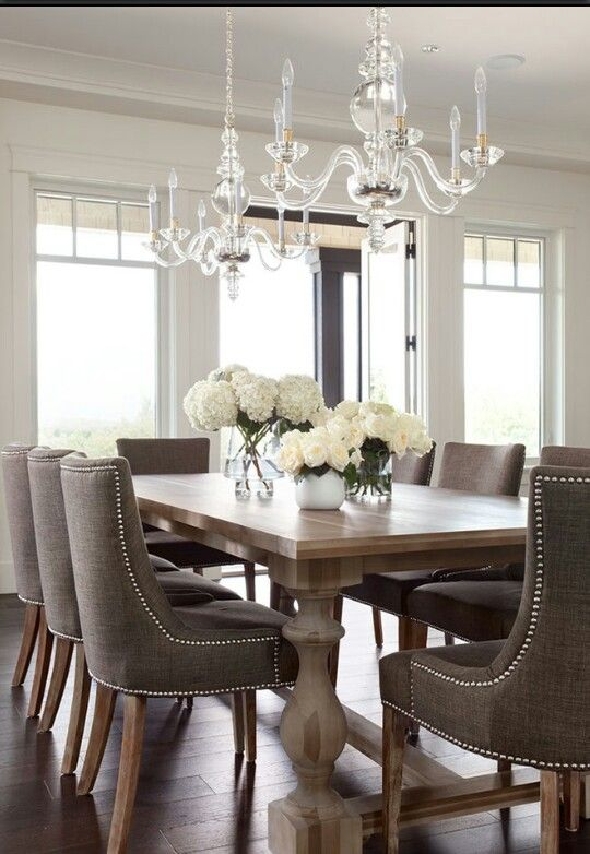 Revamp your dining room - Drummond House Plans | Elegant dining .