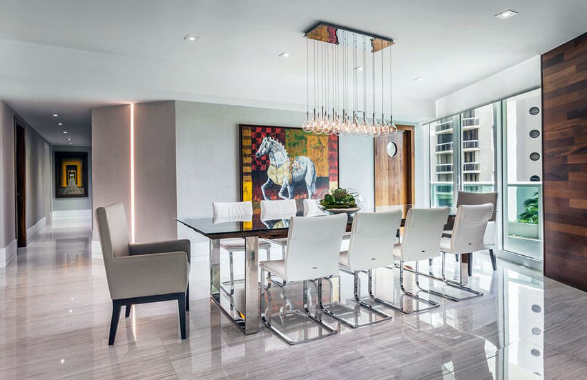 43 Modern Dining Room Ideas (Stylish Designs)