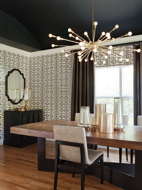 Modern Dining Room Light Fixtures   Interior Decoration