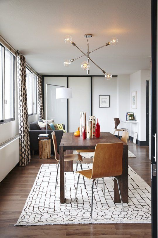 Resources & Inspiration from a Warm and Happy Modern Home | Rug .