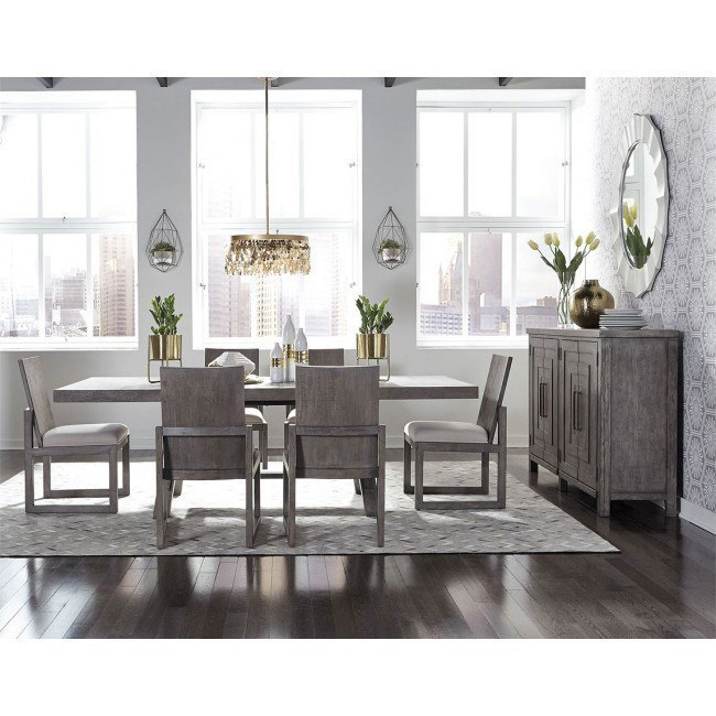 Modern Farmhouse Rectangular Dining Room Set Liberty Furniture .