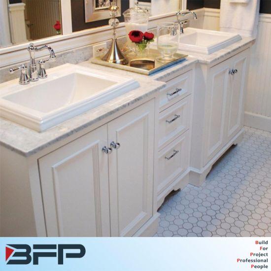 Modern Double Bathroom Vanity Style
