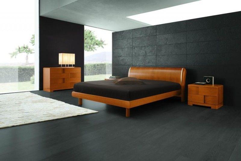 modern king size bedroom sets italian cherry wooden bed nightstand .