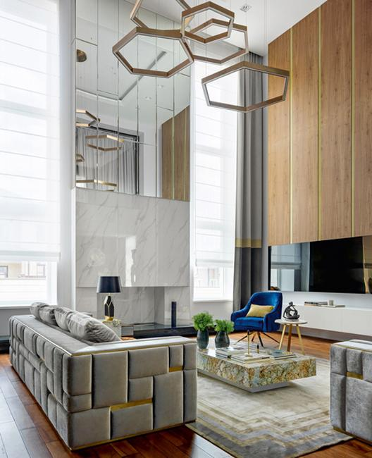 Modern Living Room Designs, Ideas for Furniture Placement and .