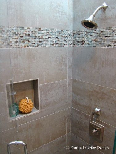 Mosaic Shower Tile Design Ideas, Pictures, Remodel and Decor .