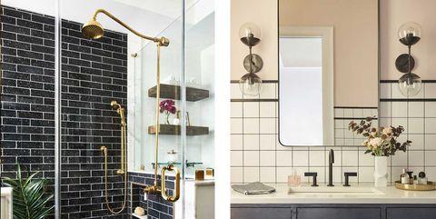 Creative Bathroom Tile Design Ideas - Tiles for Floor, Showers and .