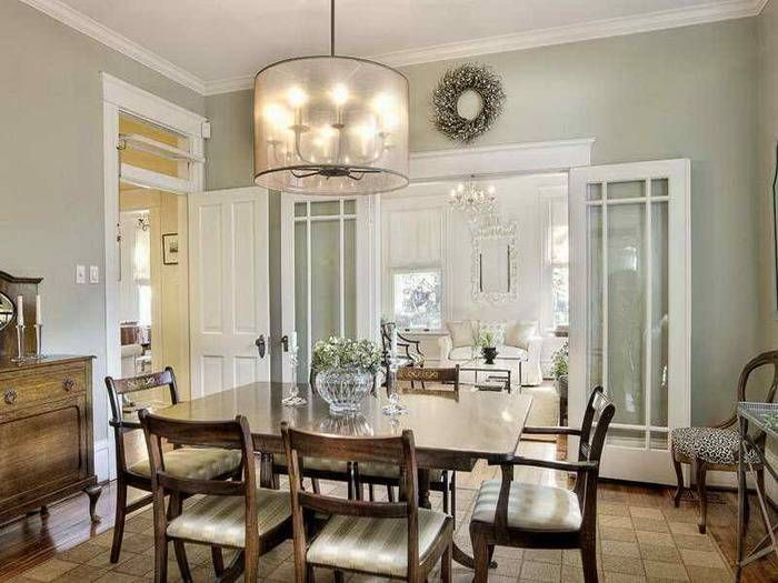 Neutral Dining Room Ideas | Dining room paint colors, Neutral .