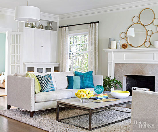 Our Best Neutral Living Room Color Ideas | Better Homes & Garde