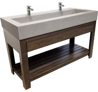 Pin by Terry Kaplan on bathrooms | Contemporary bathroom sinks .