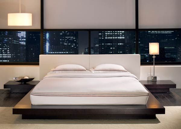 Luxury Interior Design: Modern bedroom furnitu