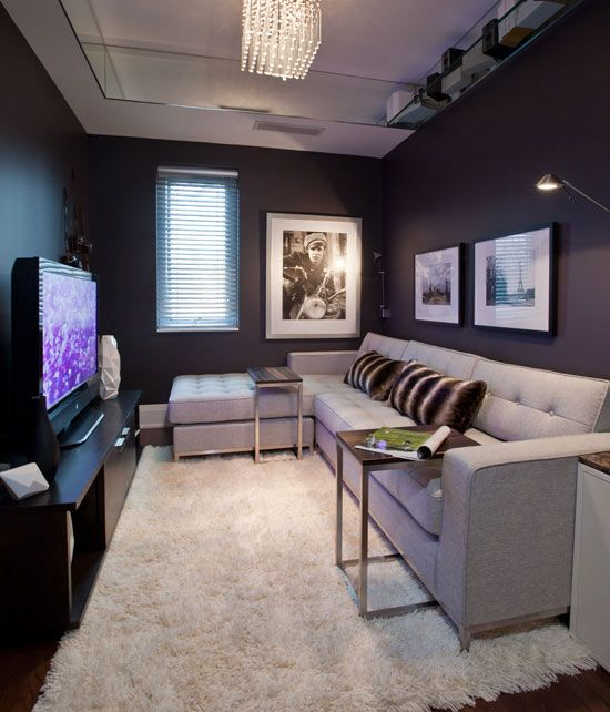 Nice Small Living Room Ideas with Tv