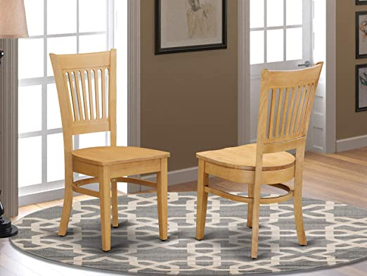 Amazon.com: East West Furniture Vancouver dining room chairs .