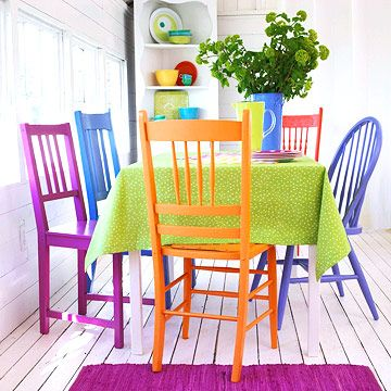 Casual Dining Rooms: Looks to Try for an Eat-In Kitchen or Casual .