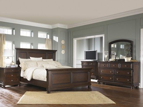 Porter King Bedroom Group by Ashley Furniture at Northeast Factory .