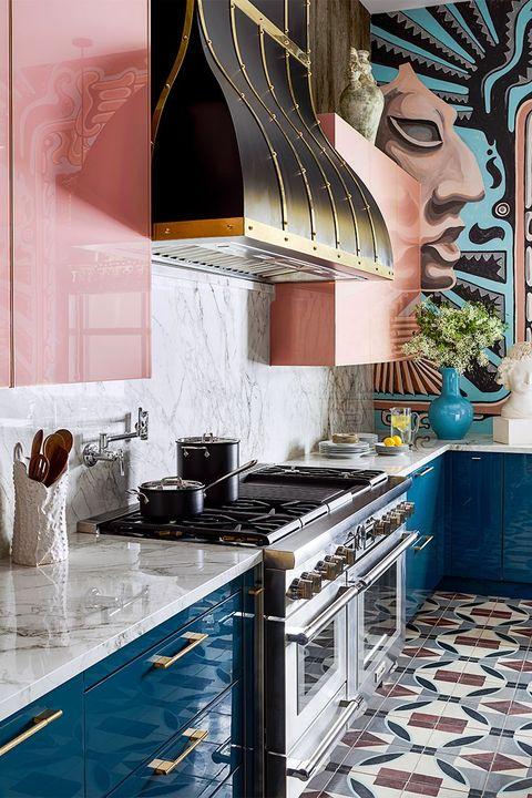 43 Best Kitchen Paint Colors - Ideas for Popular Kitchen Colo