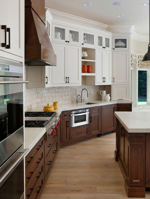 403 No Beer for You | Modern walnut kitchen, Kitchen cabinet .