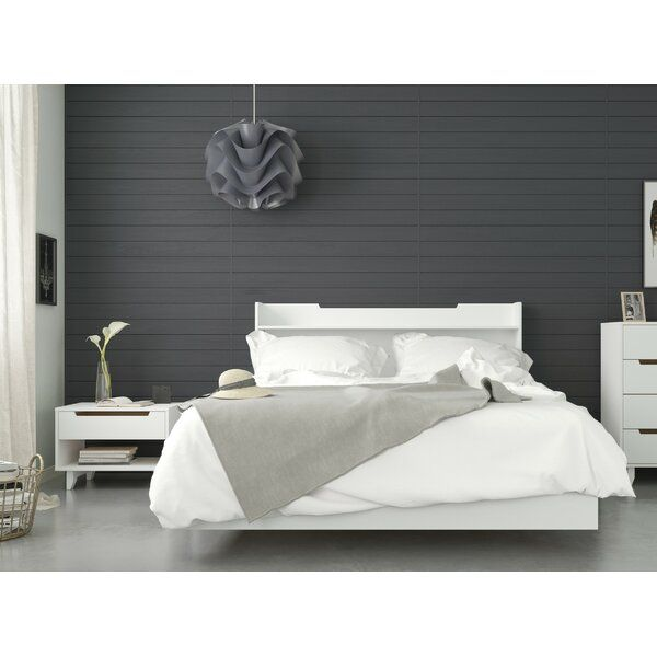 Ebern Designs League Platform 3 Piece Bedroom Set | Wayfair .