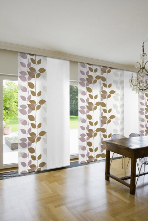 Beautiful Curtain Fabric Living Room Creative Home Decor .