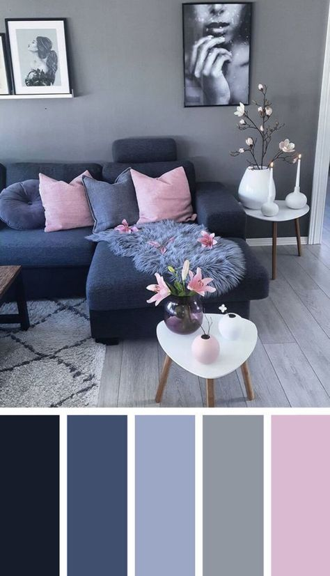 The most popular new living room color scheme ideas that will add .