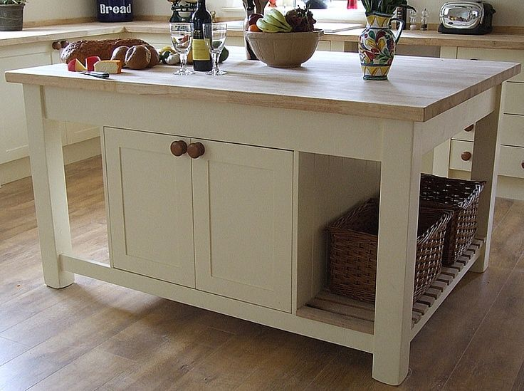 Mobile kitchen islands – get to know their advantages – Designalls .
